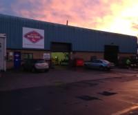 Blackpool Motor Works