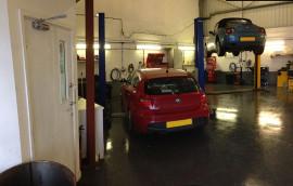 BMW MOTs