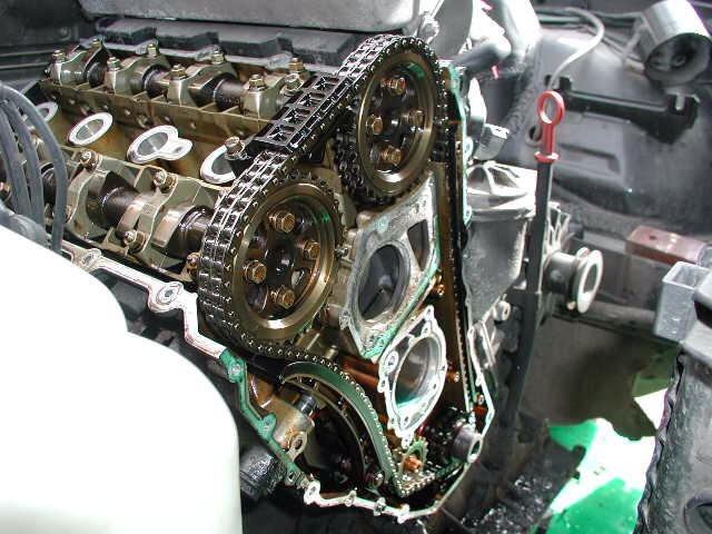 Enginerepairs on Bmw N42 Engine